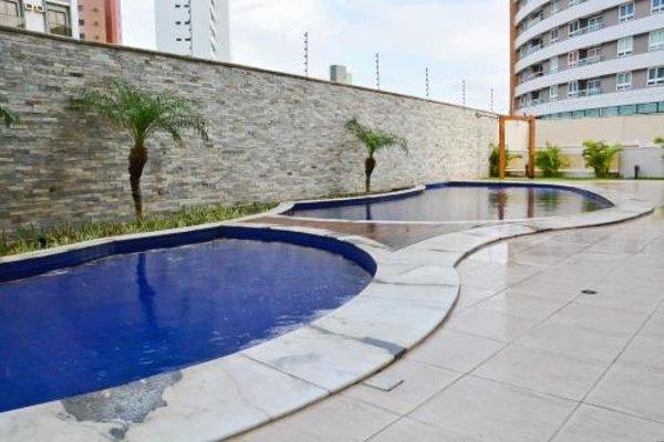 Apartamento Deluxe Ahead Ponta Negra - фото 20