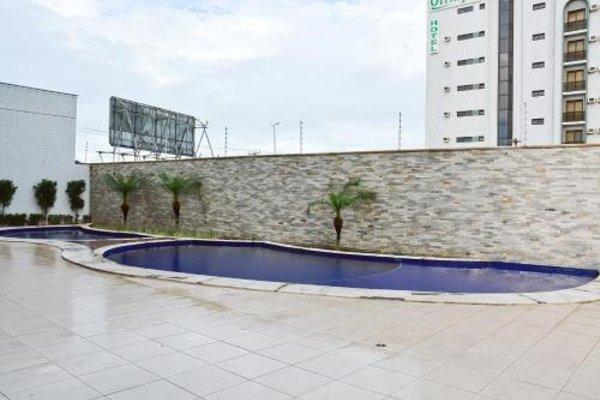 Apartamento Deluxe Ahead Ponta Negra - фото 21