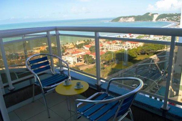 Apartamento Deluxe Ahead Ponta Negra - фото 23