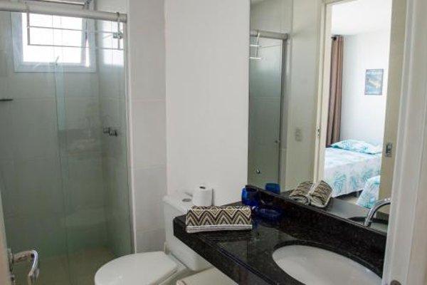 Apartamento Deluxe Ahead Ponta Negra - фото 6