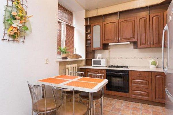 Апартаменты Студио на Немиге - фото 11