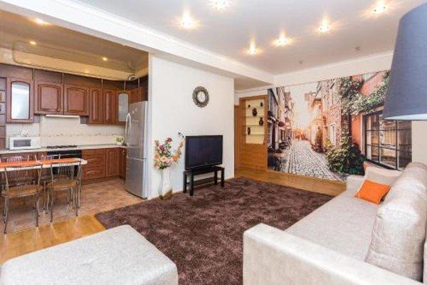 Апартаменты Студио на Немиге - фото 12