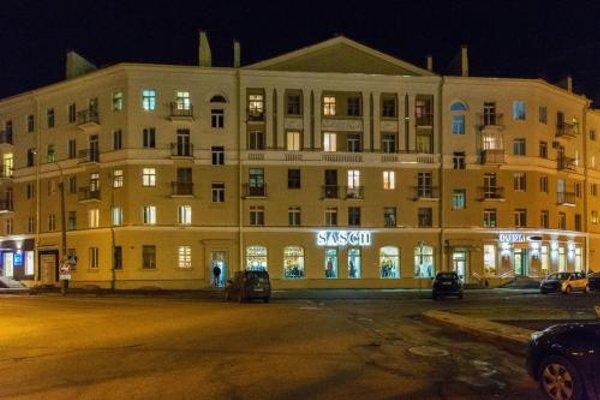 Апартаменты Студио на Немиге - фото 16