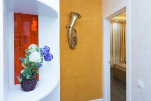 Апартаменты Студио на Немиге - фото 18