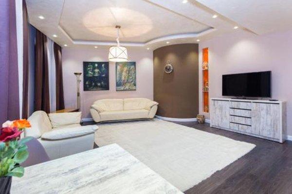 Апартаменты Студио на Немиге - фото 8