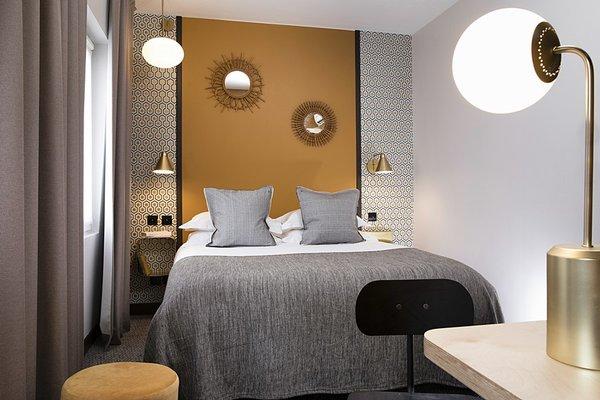 Comfort Hotel La Fayette Paris 10 - фото 20