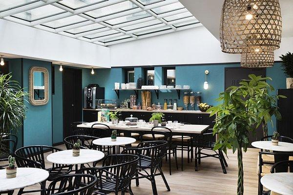 Comfort Hotel La Fayette Paris 10 - фото 13