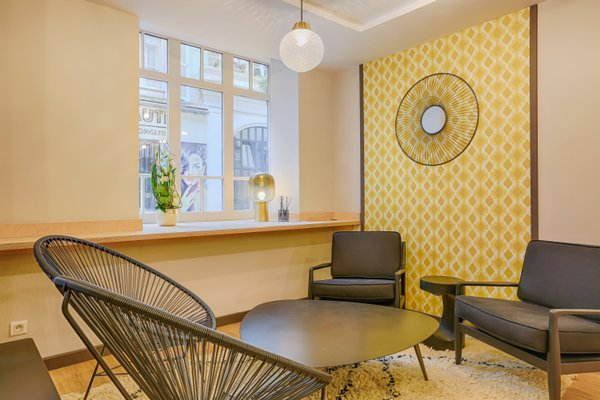 Comfort Hotel La Fayette Paris 10 - фото 7