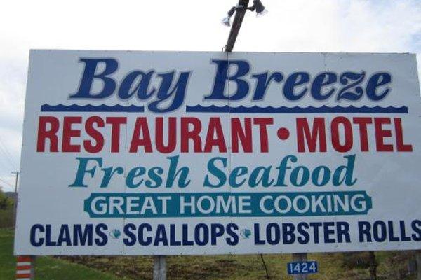 Bay Breeze Motel - фото 8