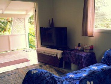 อพาร์ทเมนท์ Golden Palms Town Apartments Rarotonga
