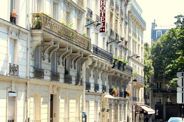 Hotel du Square d'Anvers - фото 4
