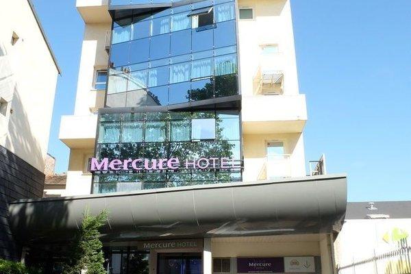 Mercure Paris Malakoff Parc des Expositions - фото 23