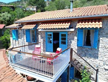 Апартаменты Kalopanayiotis Cottage