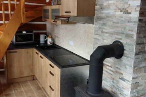 Modern chalet Na Zlatniku - фото 22