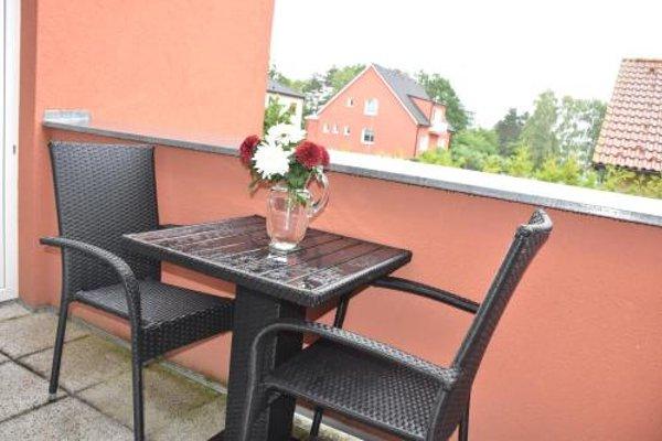 Ubytovani Trebon Nove apartmany Rozmberk a Svet - фото 15
