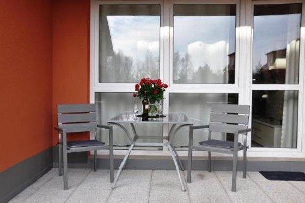 Ubytovani Trebon Nove apartmany Rozmberk a Svet - фото 16