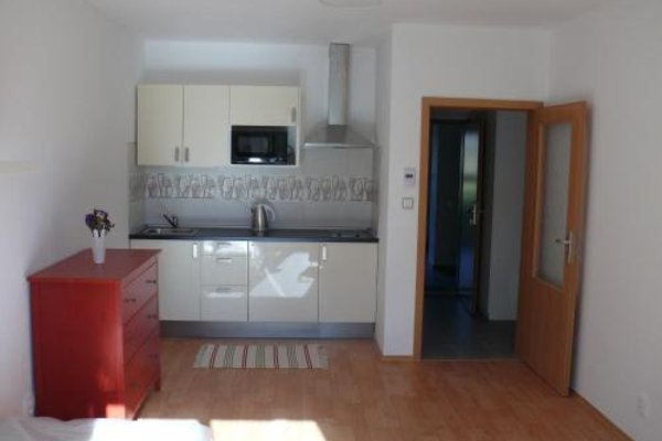 Ubytovani Trebon Nove apartmany Rozmberk a Svet - фото 3