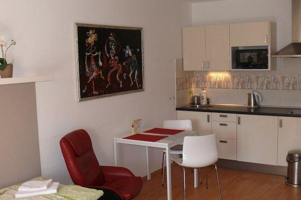 Ubytovani Trebon Nove apartmany Rozmberk a Svet - фото 5
