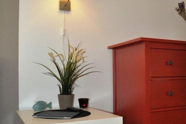 Ubytovani Trebon Nove apartmany Rozmberk a Svet - фото 9
