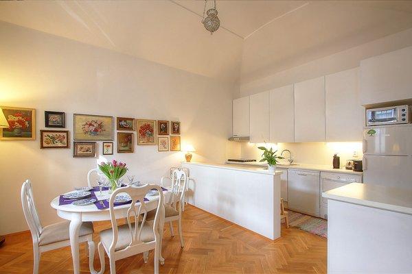 Botanical garden apartment - фото 8