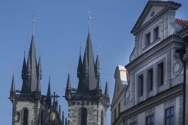 Prague Old Street Apartments - фото 8