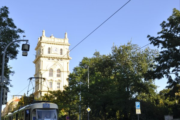 Wonderful apartment in Vinohrady - фото 4