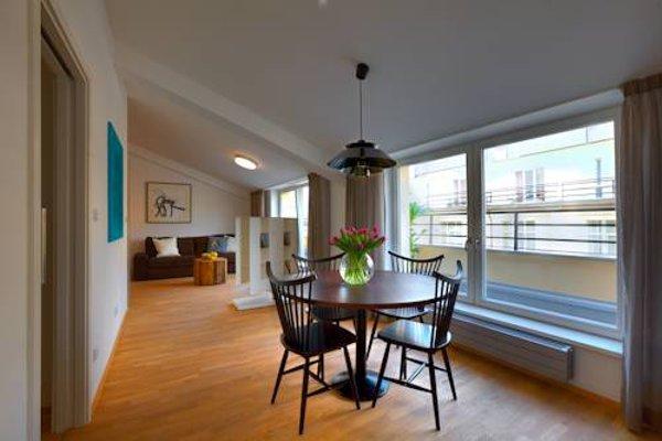 Rybna 9 Apartments - фото 14