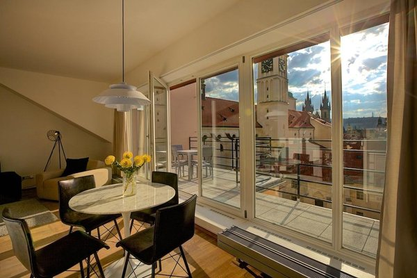 Rybna 9 Apartments - фото 15