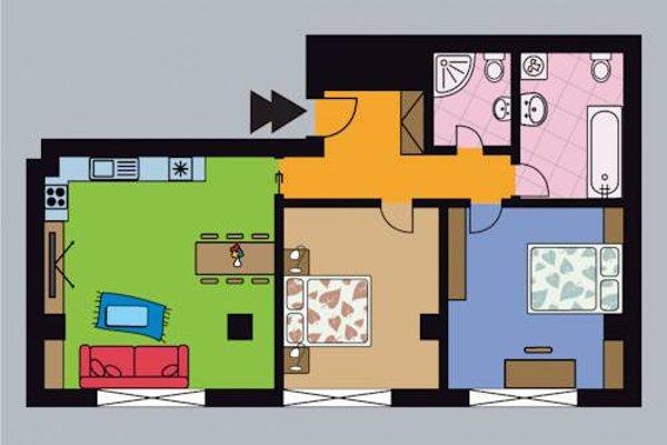 Rybna 9 Apartments - фото 5
