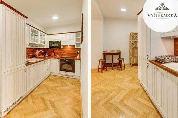Апартаменты Vyšehradská 25 - фото 18