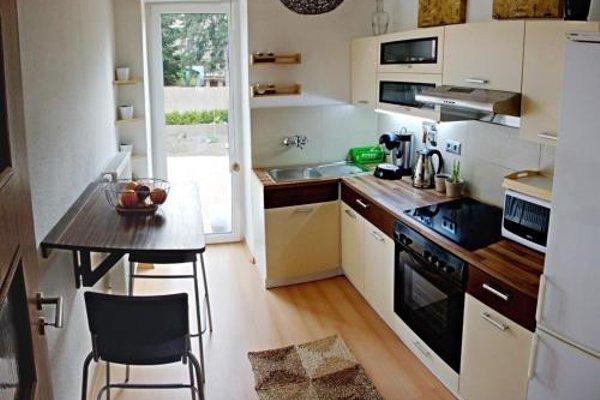 Apartment Pod Sychrovem - фото 11