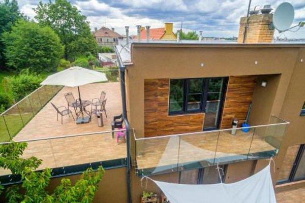 Apartment Pod Sychrovem - фото 16