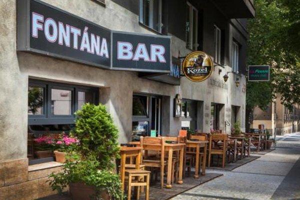 Hostel Fontana - фото 16