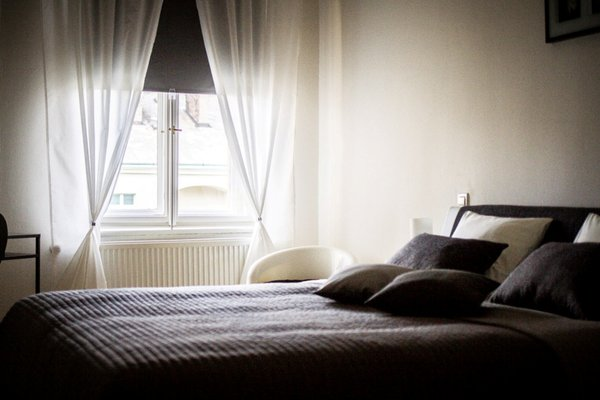 Modern Apartment Riegrovy sady - фото 11