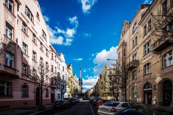 Modern Apartment Riegrovy sady - фото 23