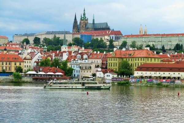 Garden Residence Prague Castle - фото 18