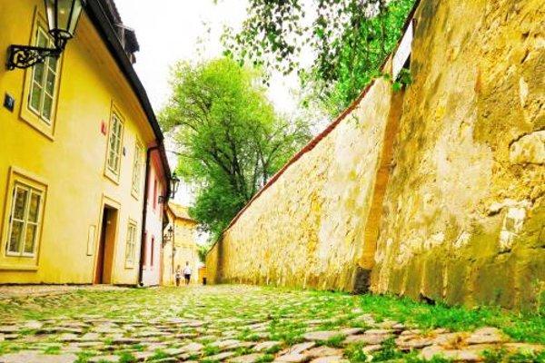 Garden Residence Prague Castle - фото 20