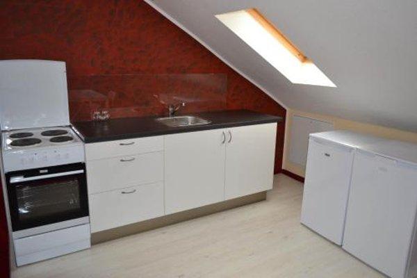 Loft Apartments Pulheim - фото 13