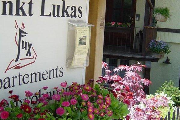 St Lukas Apartments - 15