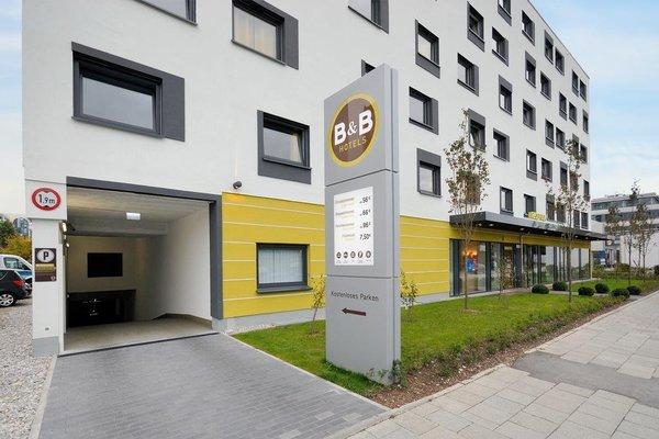 B&B Hotel Munchen City-West - фото 12