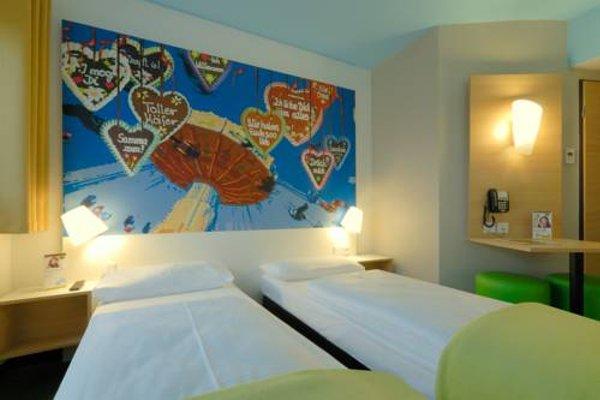 B&B Hotel Munchen City-West - фото 3