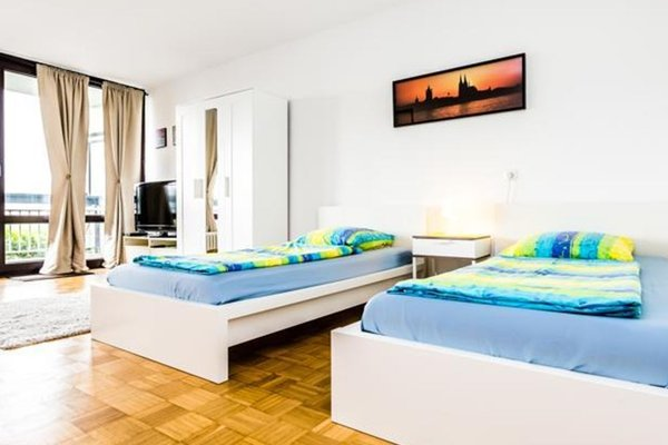 Design Apartment Koln Weiden - фото 14