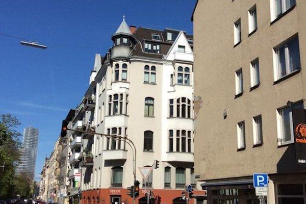 Apartment Belgisches Viertel - фото 7