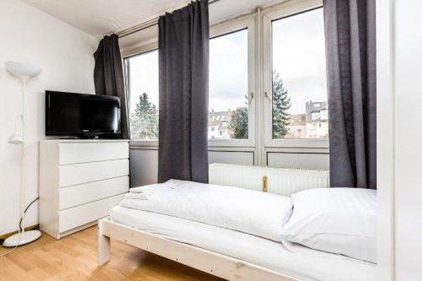 Budget Apartment Koln - фото 49