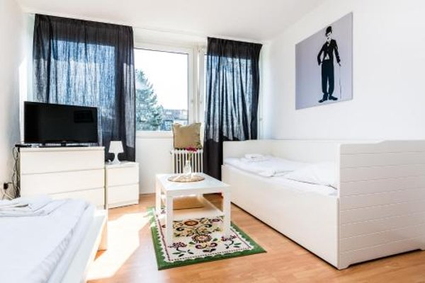 Budget Apartment Koln - фото 13