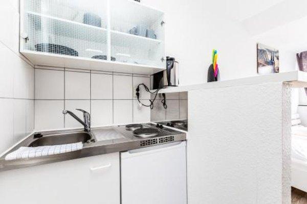 Budget Apartment Koln - фото 18