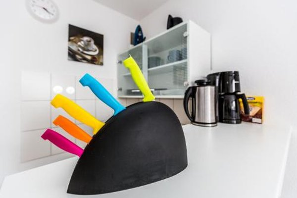 Budget Apartment Koln - фото 20