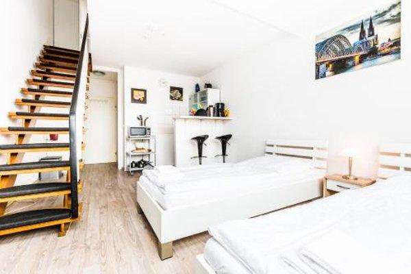 Budget Apartment Koln - фото 6