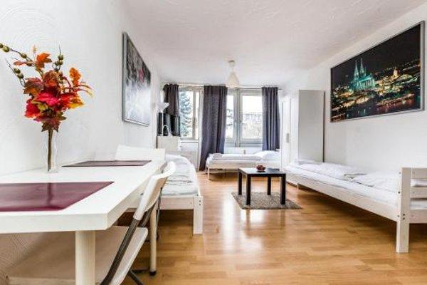 Budget Apartment Koln - фото 9