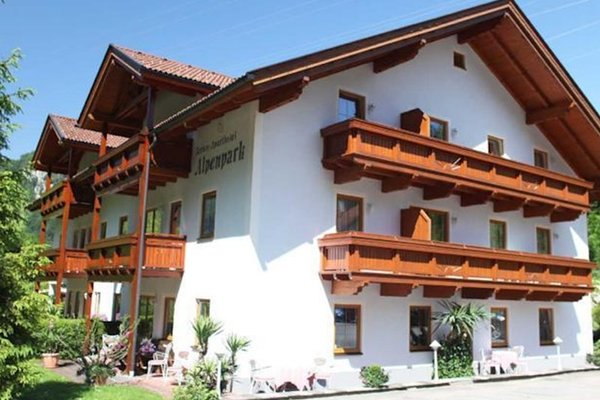 Aparthotel Alpenpark - фото 21
